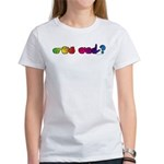 Got ASL? Rainbow Women's T-Shirt