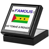 I'd Famous In SAO TOMAE & PRINCIPE Keepsake Box