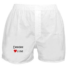 Cool Love heart Boxer Shorts
