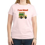 I Love School T-Shirt