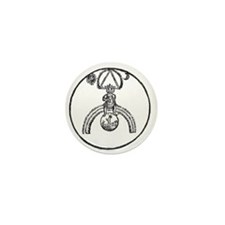 Edward Kelley alchemy symbol Mini Button (10 pack)