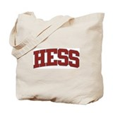 HESS Design Tote Bag