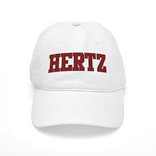 HERTZ Design Baseball Cap