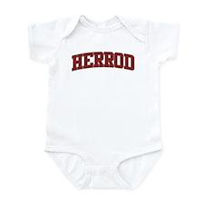 HERROD Design Onesie