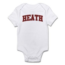 HEATH Design Infant Bodysuit