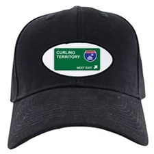 Curling Territory Baseball Hat