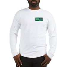 Criminal, Justice Territory Long Sleeve T-Shirt