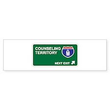 Counseling Territory Bumper Sticker (10 pk)