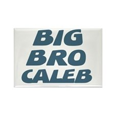 Big Bro Caleb Rectangle Magnet
