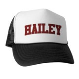 HAILEY Design Trucker Hat