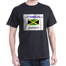 I'd Famous In JAMAICA T-Shirt