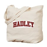 HADLEY Design Tote Bag