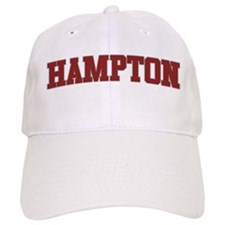 HAMPTON Design Baseball Cap
