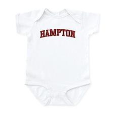 HAMPTON Design Infant Bodysuit