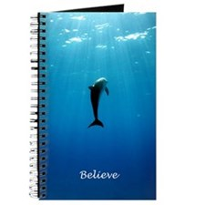 Cute Dolphin Journal
