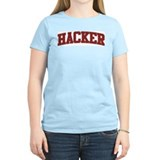 HACKER Design  T-Shirt