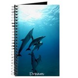 Funny Spotted dolphins Journal