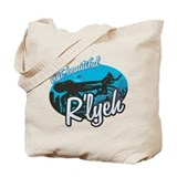 Call of Cthulhu - Visit Beautiful R'lyeh Tote Bag