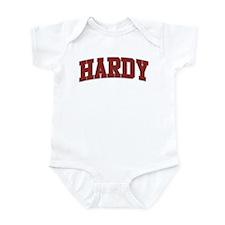 HARDY Design Infant Bodysuit
