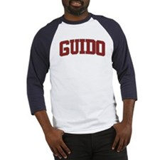 GUIDO Design Baseball Jersey