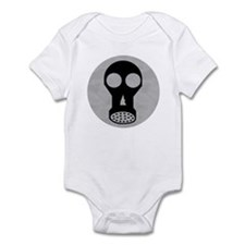 Gas Mask Infant Bodysuit