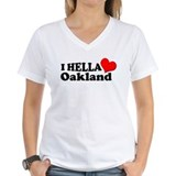 I HELLA LOVE / HEART OAKLAND  Shirt