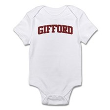 GIFFORD Design Infant Bodysuit