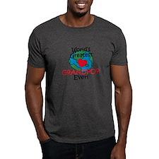 World's Greatest Grandpop T-Shirt