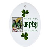 Murphy Celtic Dragon Ornament