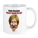 Cindy Sheehan doesn't speak f Mug