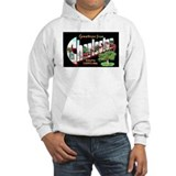 Charleston South Carolina Greetings Hoodie