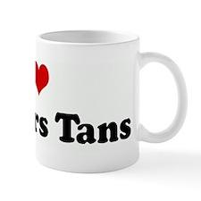I Love Farmers Tans Mug