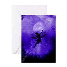 Faery Flight Greeting Card