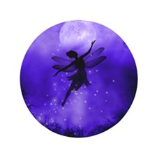 "Faery Flight 3.5"" Button (100 pack)"