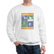 Goldens Do It All Sweatshirt