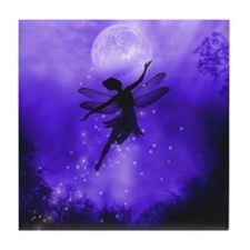 Faery Flight Tile Coaster