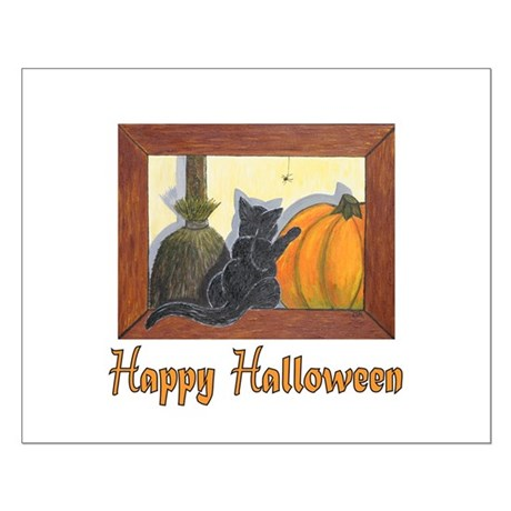 Happy Halloween Small Poster