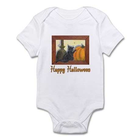 Happy Halloween Infant Creeper
