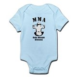 MMA Baby Weight Division