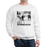 Western Movies Sweatshirt