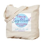 Easy World Tote Bag