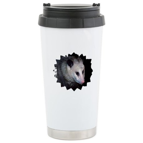 Awesome Possum Ceramic Travel Mug