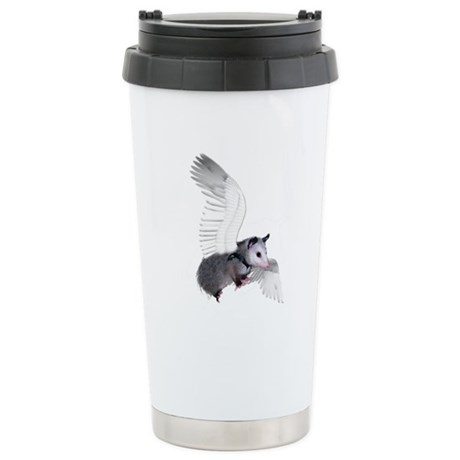 Angel Possum Ceramic Travel Mug