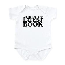My Latest Book Infant Bodysuit