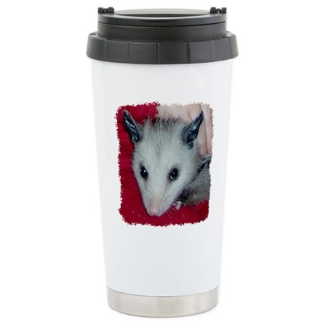 Little Possum Ceramic Travel Mug