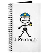 BusyBodies Police Officer Journal