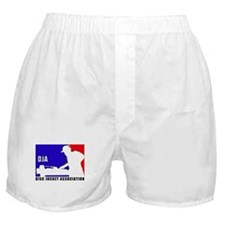 Disc jockey association Boxer Shorts
