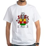 Armano Family Crest White T-Shirt