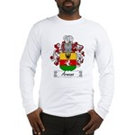 Armano Family Crest Long Sleeve T-Shirt