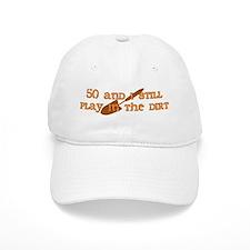 50th Birthday Gardening Baseball Cap